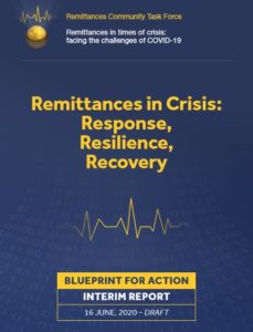 Remittance Community Task Forse (RCTF) – Blueprint for Action, interim report